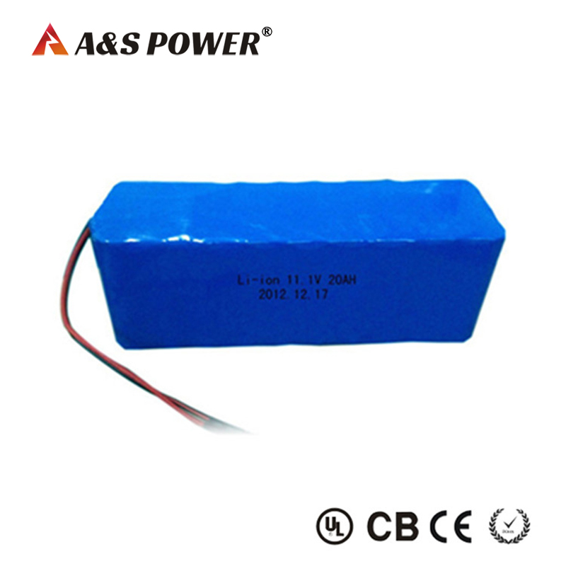 12v 20Ah li-ion battery