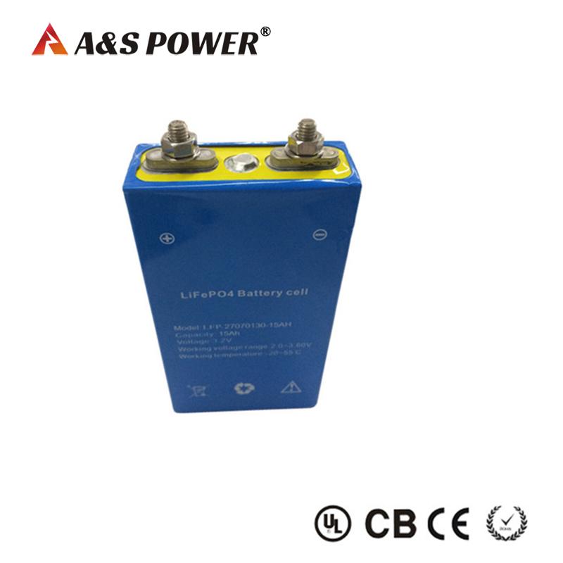 2770130 3.2v 15Ah lifepo4 battery for EV