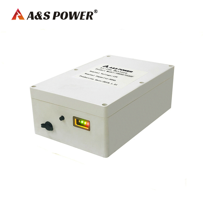 lithium ion battery 12v 50ah ...
